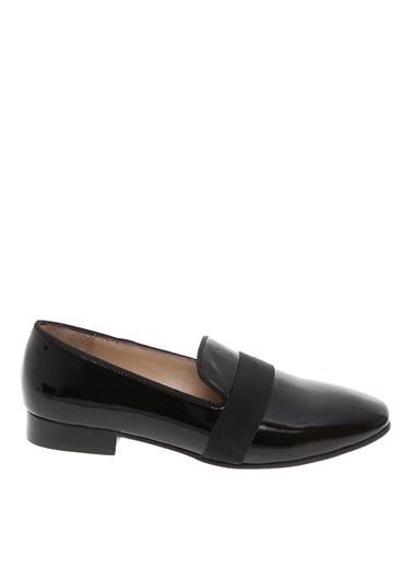 Beymen Studio Beymen Studio Kadın Rugan Düz Ayakkabı Siyah